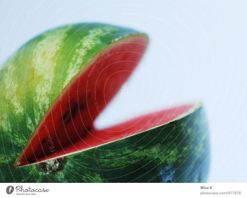 Packmanlone Lebensmittel Frucht Ernährung Bioprodukte Vegetarische Ernährung Diät frisch Gesundheit lecker saftig süß Erfrischung Wassermelone Melonen