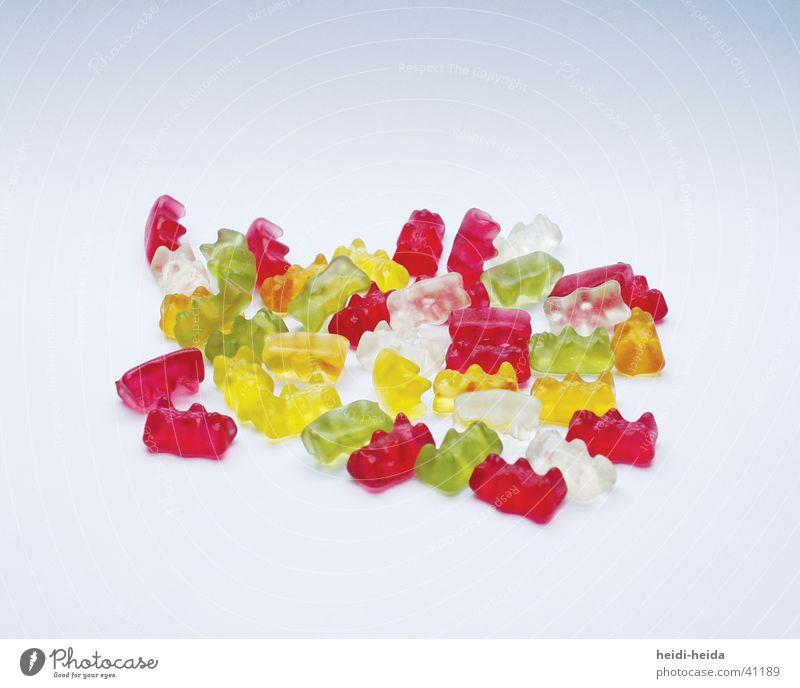 Herde Gummibärchen Süßwaren Ernährung Bär