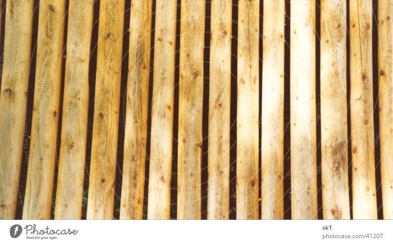 Holztextur braun Strukturen & Formen Balken