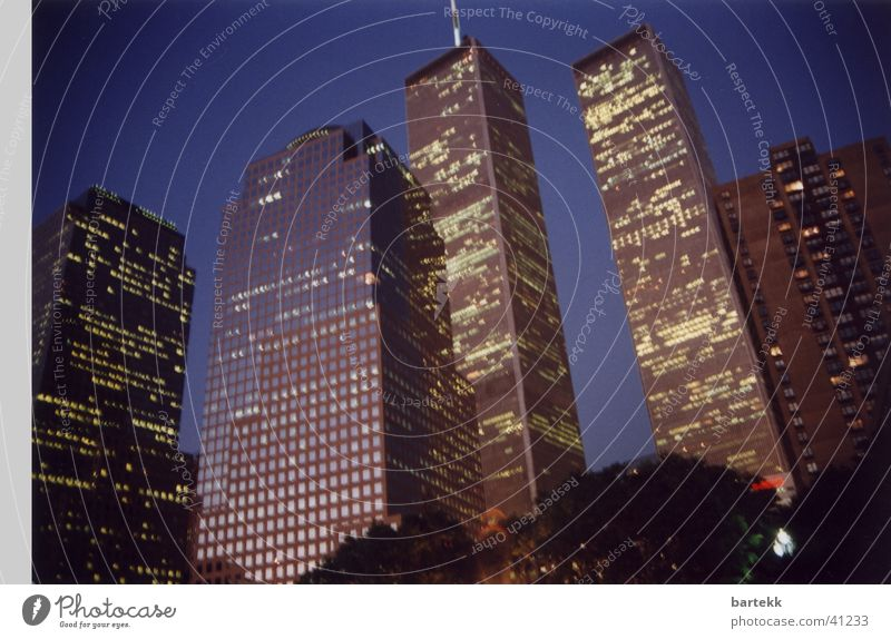 WTC Haus Gebäude Architektur Hochhaus New York City Manhattan World Trade Center