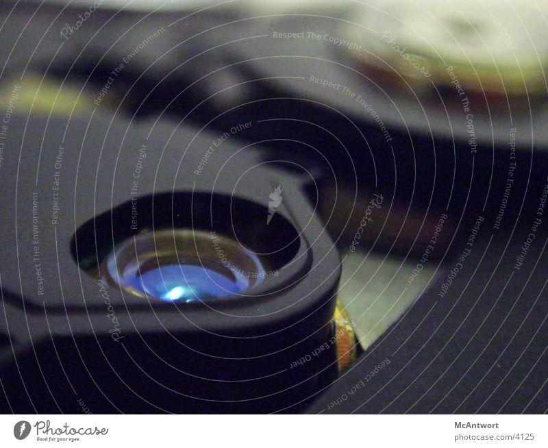 Disc Lens Technik & Technologie Linse Compact Disc DVD-ROM Elektrisches Gerät