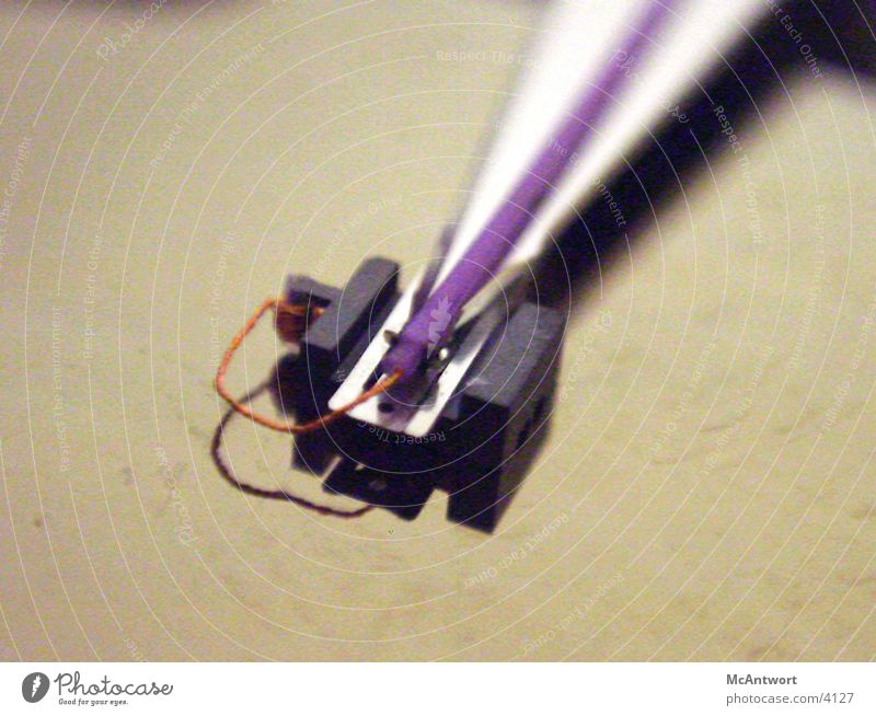 HDD Head Elektrisches Gerät Technik & Technologie hdd lesekopf