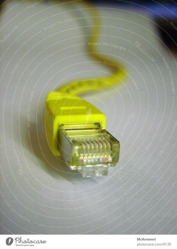 netconnector Stecker Elektrisches Gerät Technik & Technologie Netz Netzwerk utp