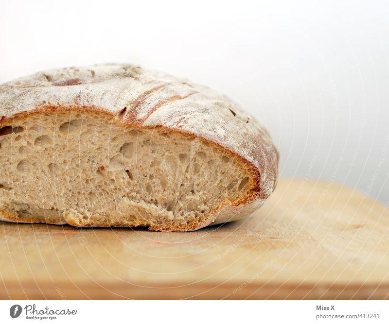Genetztes Gesunde Ernährung Gesundheit Lebensmittel frisch einfach Kochen & Garen & Backen lecker Frühstück Bioprodukte Brot Backwaren Mittagessen Teigwaren
