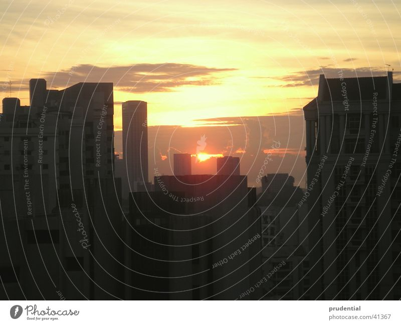 sunrise Sonne Haus
