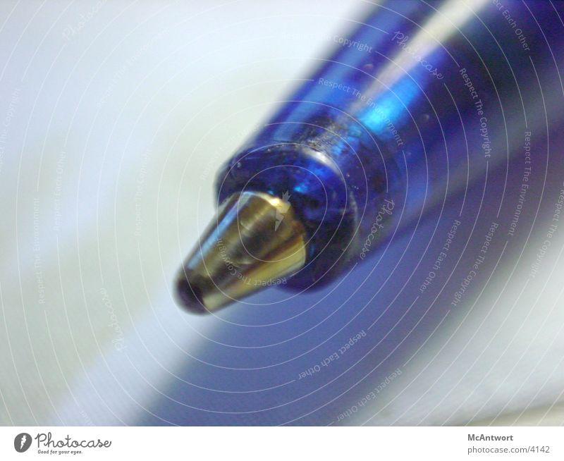 schreib mir mal Kugelschreiber Schreibstift Gesichtsausdruck Dinge