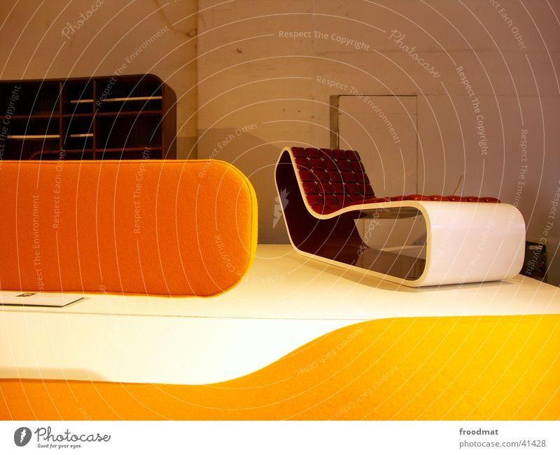 Schöner sitzen Stil Design modern Stuhl Sitzgelegenheit graphisch Ausstellung Regal geschwungen geschmackvoll Kanapee schwungvoll Designermöbel Designmuseum