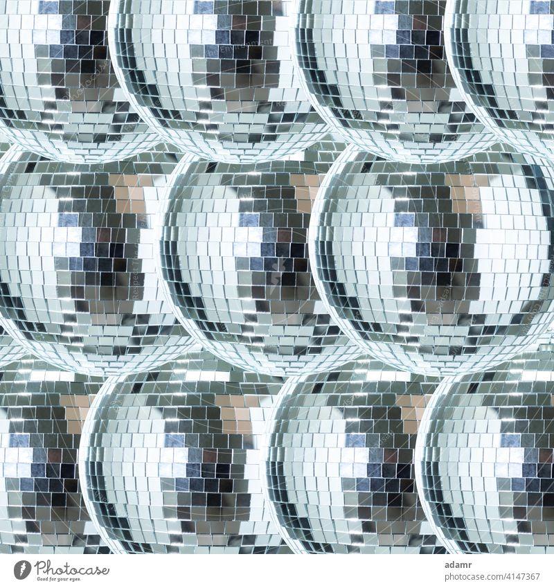 Disco Ball Tanzmusik Event-Ausstattung Discokugel Party Musik Tanzen Licht Spiegel Hintergrund Kugel dekorativ Dekoration & Verzierung Nachtleben Nachtclub