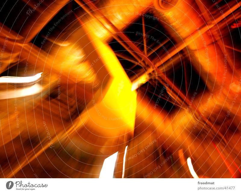 Pfeilzoom Wärme Physik Köln Dynamik aufwärts diagonal Decke Verzerrung Zoomeffekt Fototechnik aufstrebend