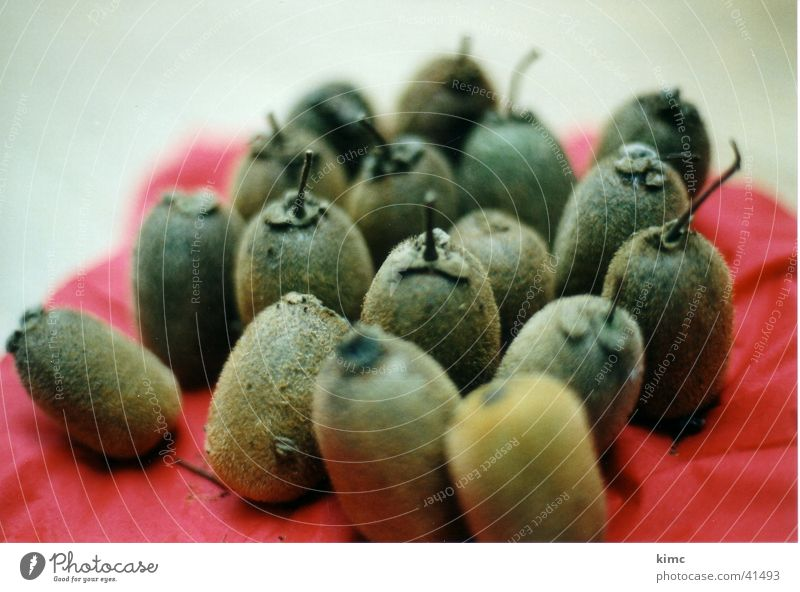 Kirsch-comm-Kiwis Gesundheit mehrere viele Tuch Anhäufung
