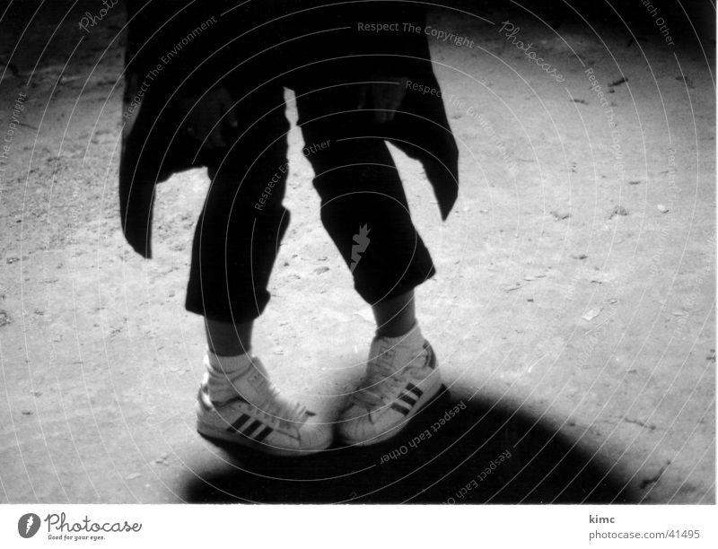 Miri-Pinguin lustig Beine Fuß Schuhe Bodenbelag Turnschuh Dachboden