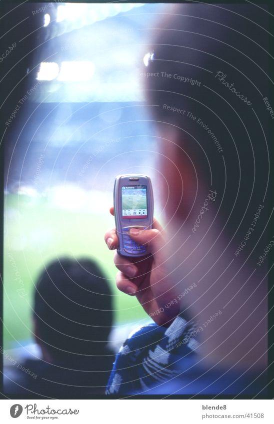 Fokus Fußball Telefon Handy 8 Stadion Symbole & Metaphern Fußballvereine Arena Schalke 04