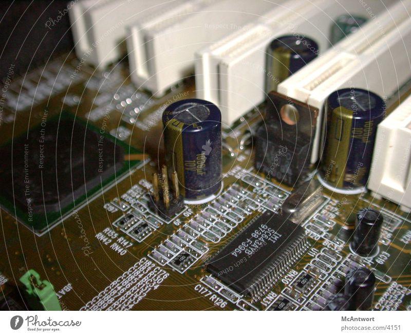 Mainboard Technik & Technologie Elektronik Platine Elektrisches Gerät Motherboard