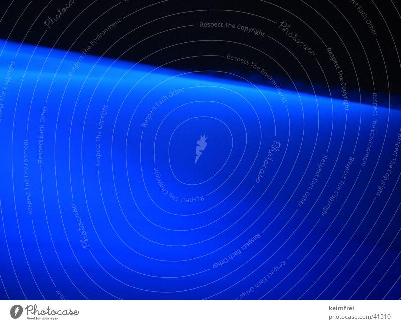 ein hauch von blau Wasser träumen Flüssigkeit Weltall fließen Fototechnik organisch