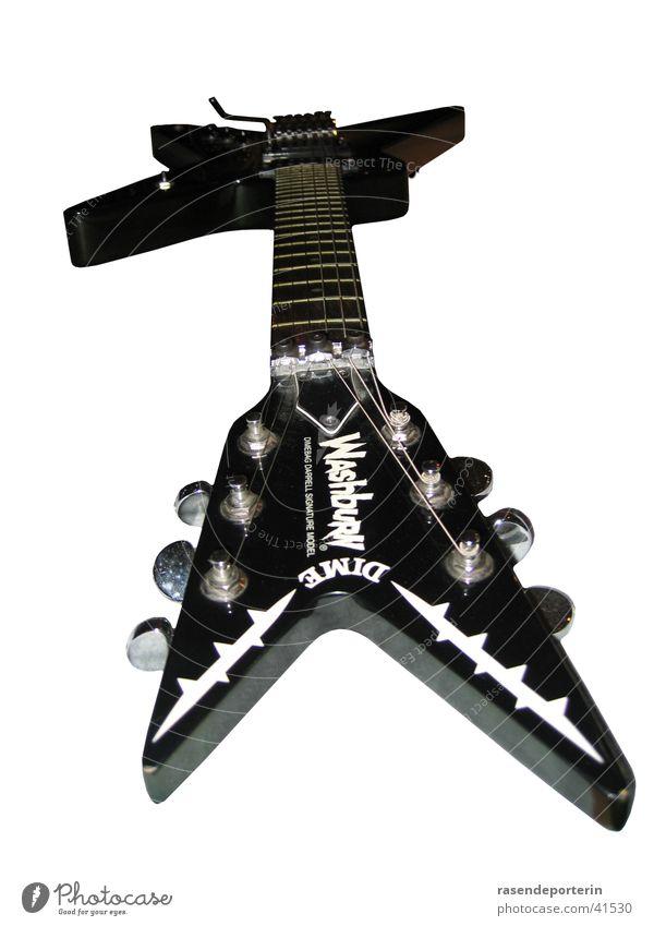 gimme tha gitar Spielen Saite Musik Klang Gitarre Hals Bündel