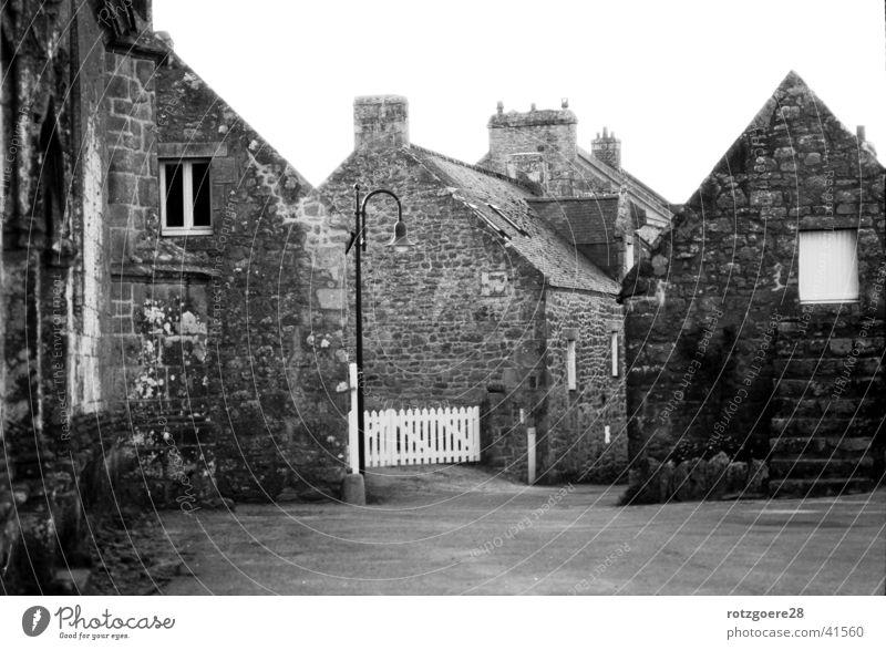 alt und geheimnisvoll Haus Europa Dorf