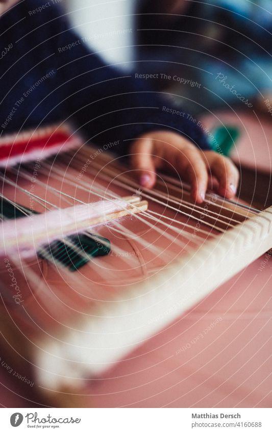 Weben Kind Mädchen Webrahmen hobby Freizeit & Hobby Handwerk Kindheit Spielen