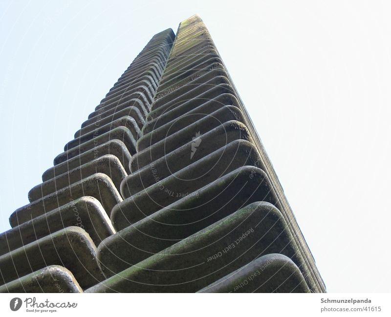 Turm Skulptur Kunst Architektur Wasser LBS Bank Münster