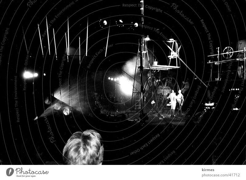 Titanic 4 Regen Freizeit & Hobby Theaterschauspiel Schauspieler Franzosen Straßentheater