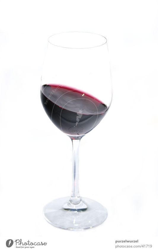 Alkohol im Blut ruhig Bewegung Alkohol Versuch Reaktionen u. Effekte Lebensmittel Wein Weinglas Rotwein