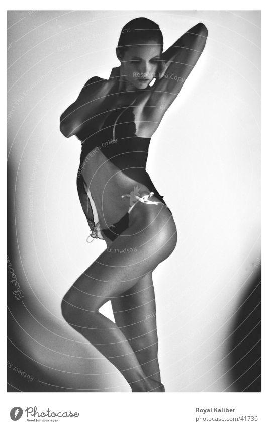Photokinetta 02 Model brünett Ferne schön Frau der perfekte body? Erotik