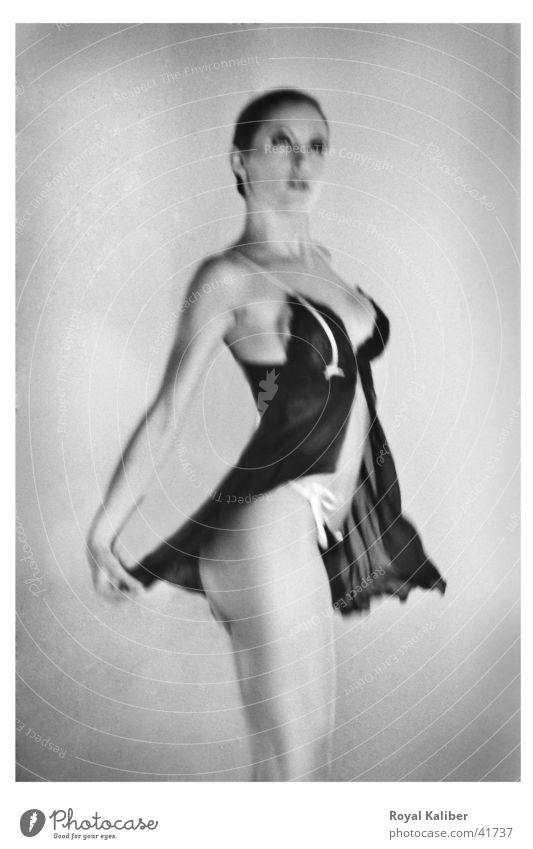 Photokinetta 01 Frau schön Ferne Erotik Model brünett