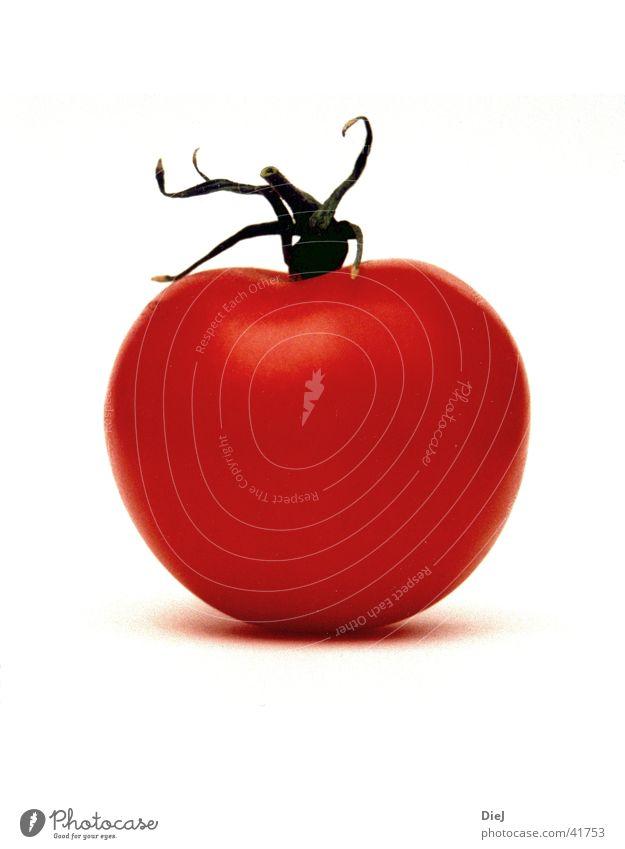 tomate rot rund Gesundheit frisch Tomate Gemüse