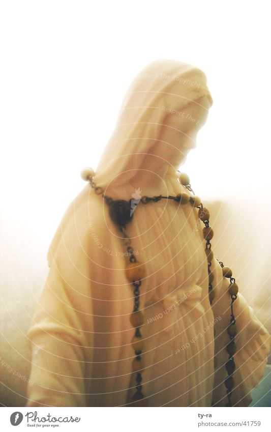 Maria Christentum Religion & Glaube Statue Dinge Gottesmutter