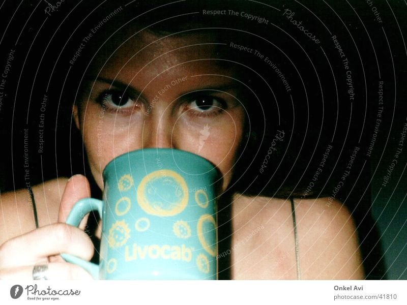 Versuchung Mensch Kaffee genießen