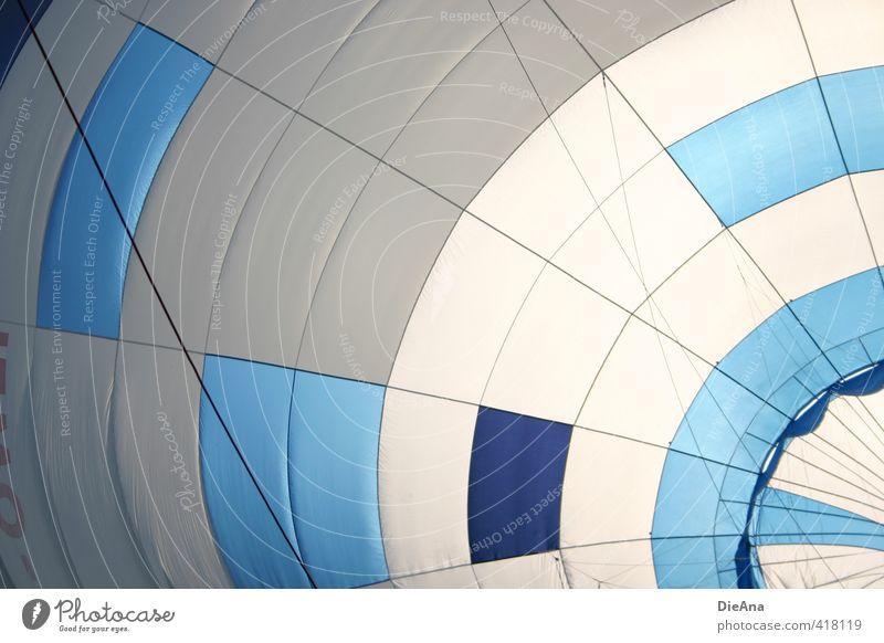 Der Druck steigt Himmel Ferien & Urlaub & Reisen blau weiß Sommer Sonne Freude Ferne Umwelt Freiheit hell träumen fliegen Wetter Freizeit & Hobby Wind