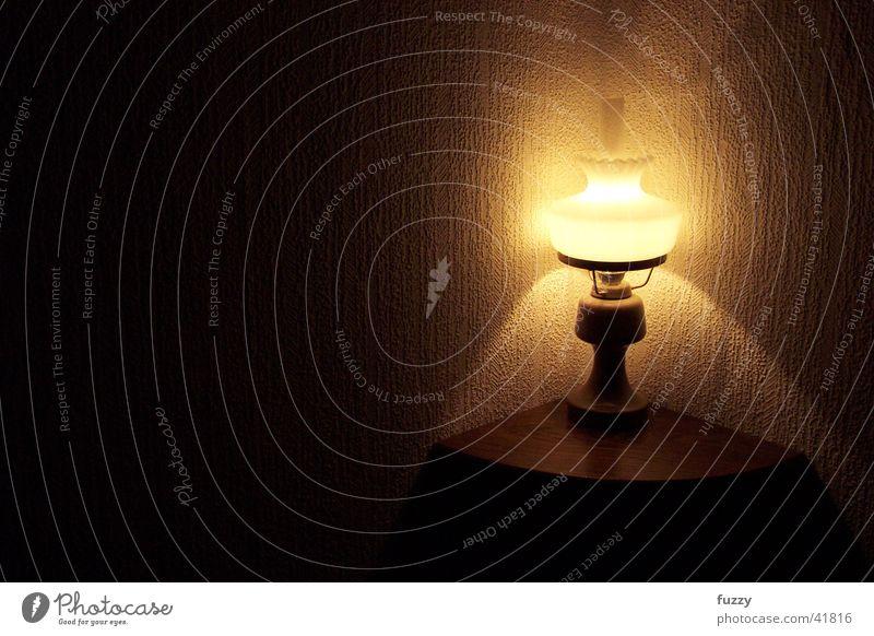 Lichtecke Dinge Lampe Struktur