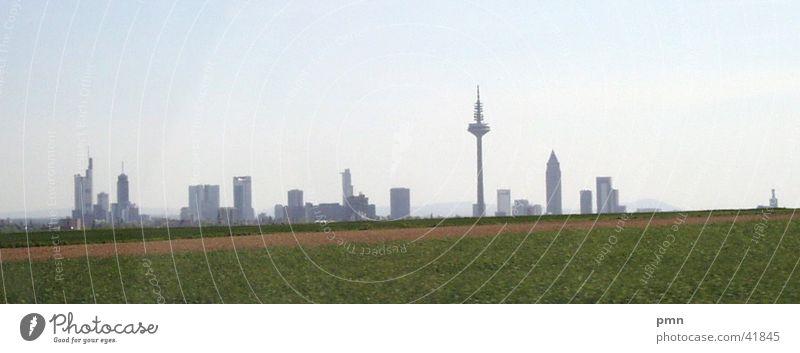 skyline Frankfurt am Main Architektur Skyline