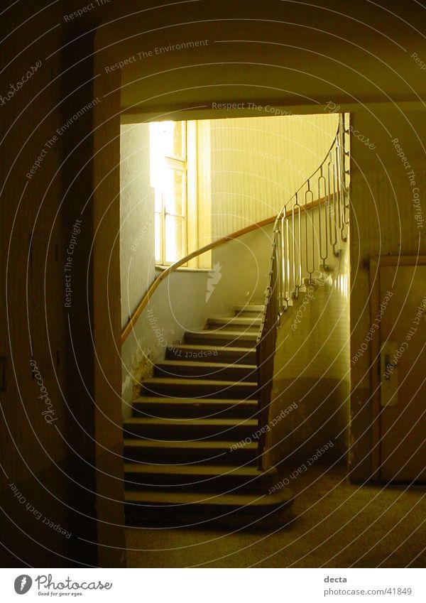 treppenhaus anfang Haus Architektur Beginn Treppe Leiter
