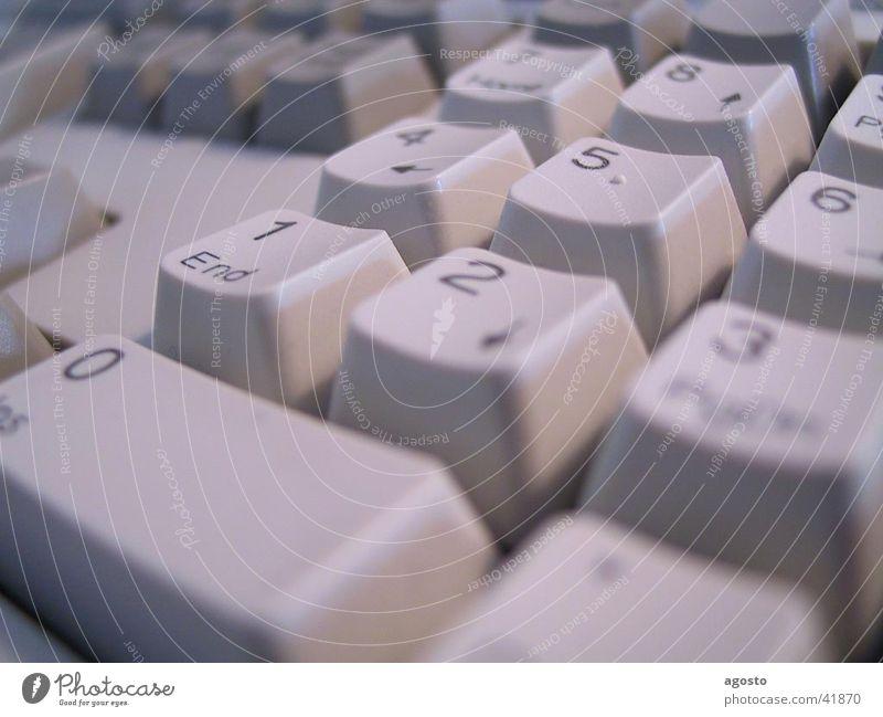 Keyboard Computer Dinge Tastatur Informationstechnologie