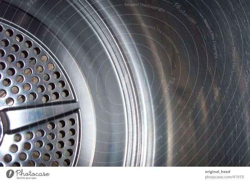 washing steel Leben hell Waschmaschine Fototechnik