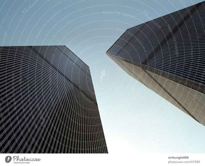 WoRLd TrAdE PeAcE Architektur just a pic