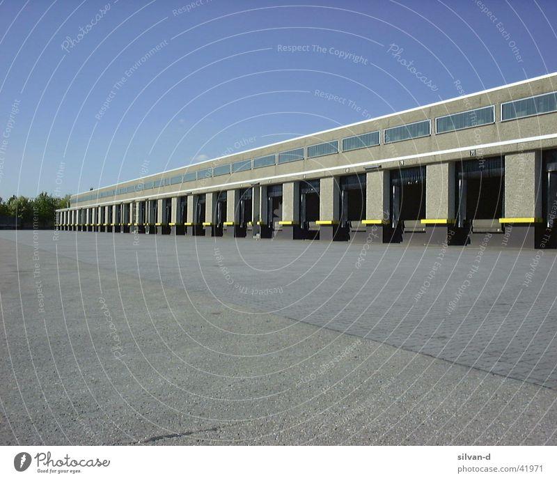 Logistik Terminal Güterverkehr & Logistik Lastwagen Schaltpult