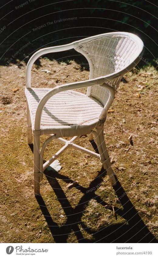 nimm Platz Dinge Stuhl Garten