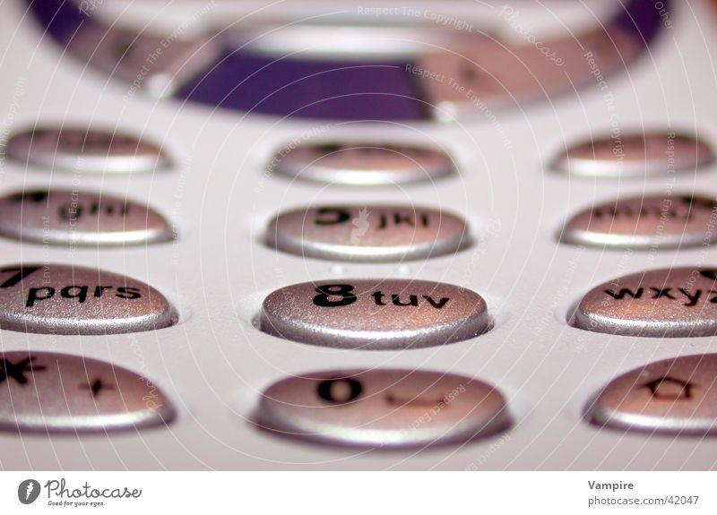 Handy nah Dinge Makroaufnahme