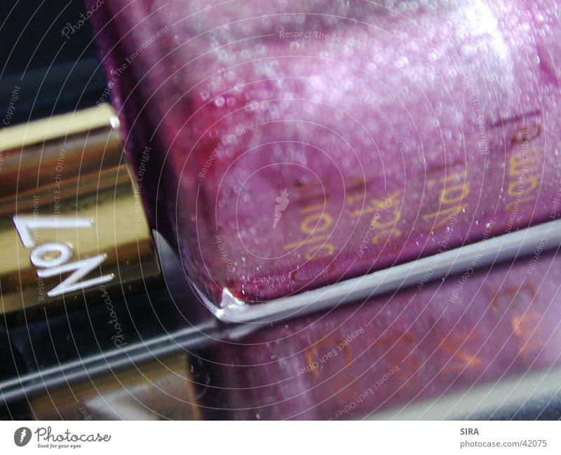 NailLac Farbe Kosmetik Nagellack Fototechnik