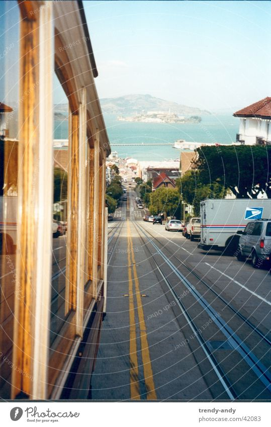 Cable Car SF USA Kalifornien