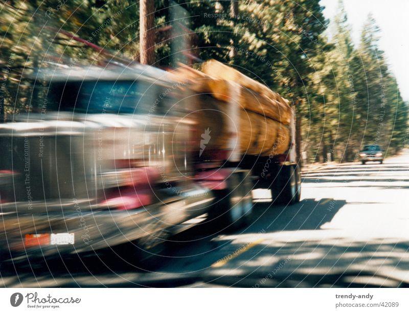 Truck..ooOO)) Geschwindigkeit Lastwagen