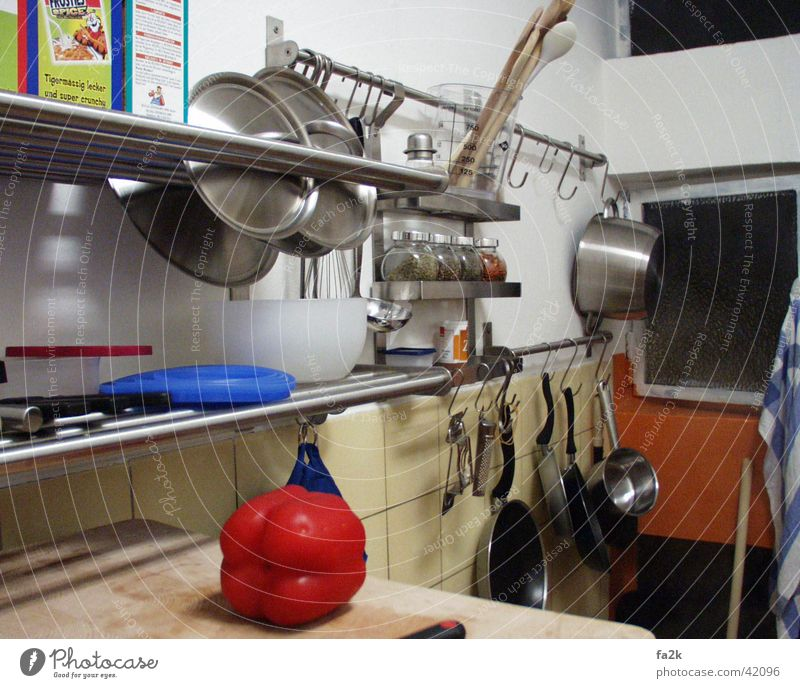küche minimal Küche Fototechnik