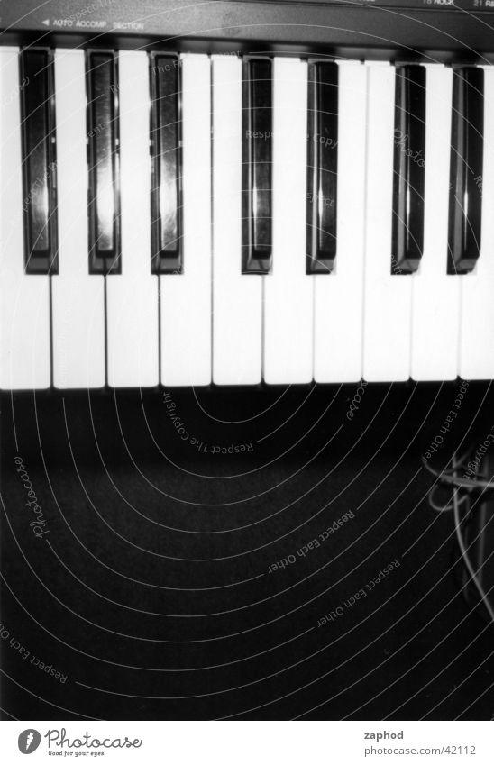 Keys Dinge Musikinstrument