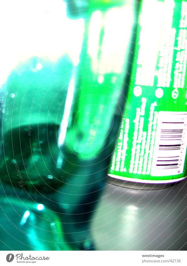 Dose Stillleben Fototechnik Flasche
