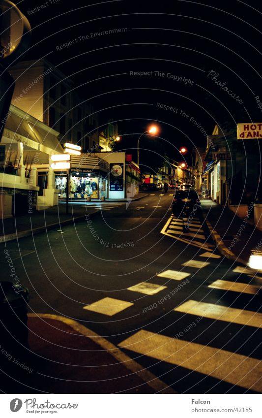 Biarriz@Night Nacht Club Straße