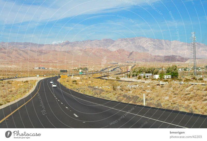 CA roads