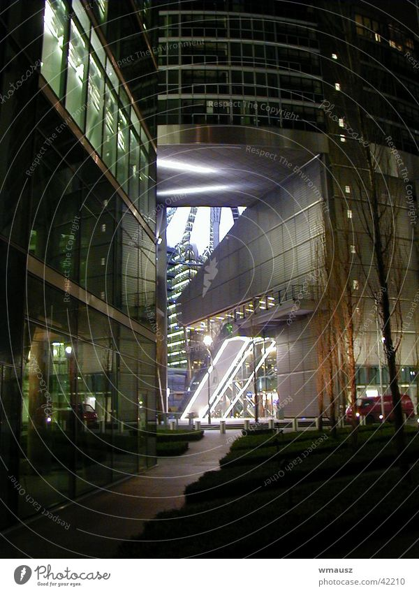 sonycenter Berlin Architektur Glas Potsdamer Platz Sony Center Berlin