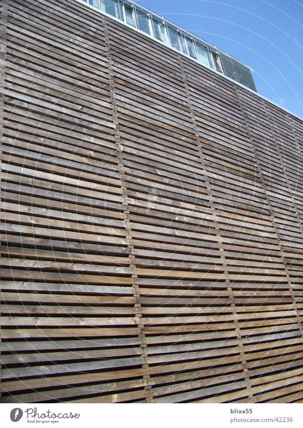 Holzfassade Architektur Maske Holzbrett Hannover Fassade Wetterschutz Dachgiebel