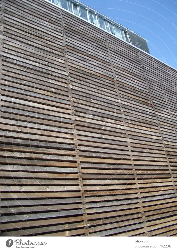 Holzfassade Architektur Maske Holzbrett Hannover Holz Fassade Wetterschutz Dachgiebel Holzfassade